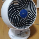 [レビュー]エアコンのお供 アイリスオーヤマ サーキュレーター